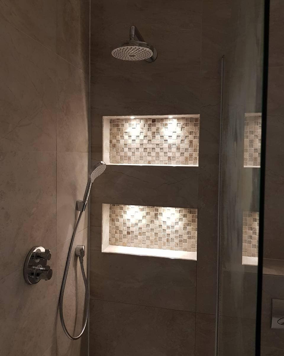 Shower Room Renovation